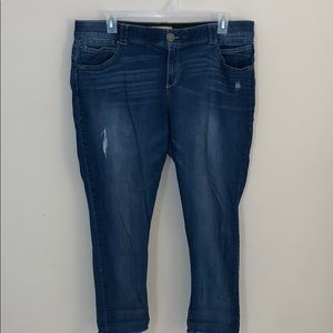 Democracy ankle length jeans